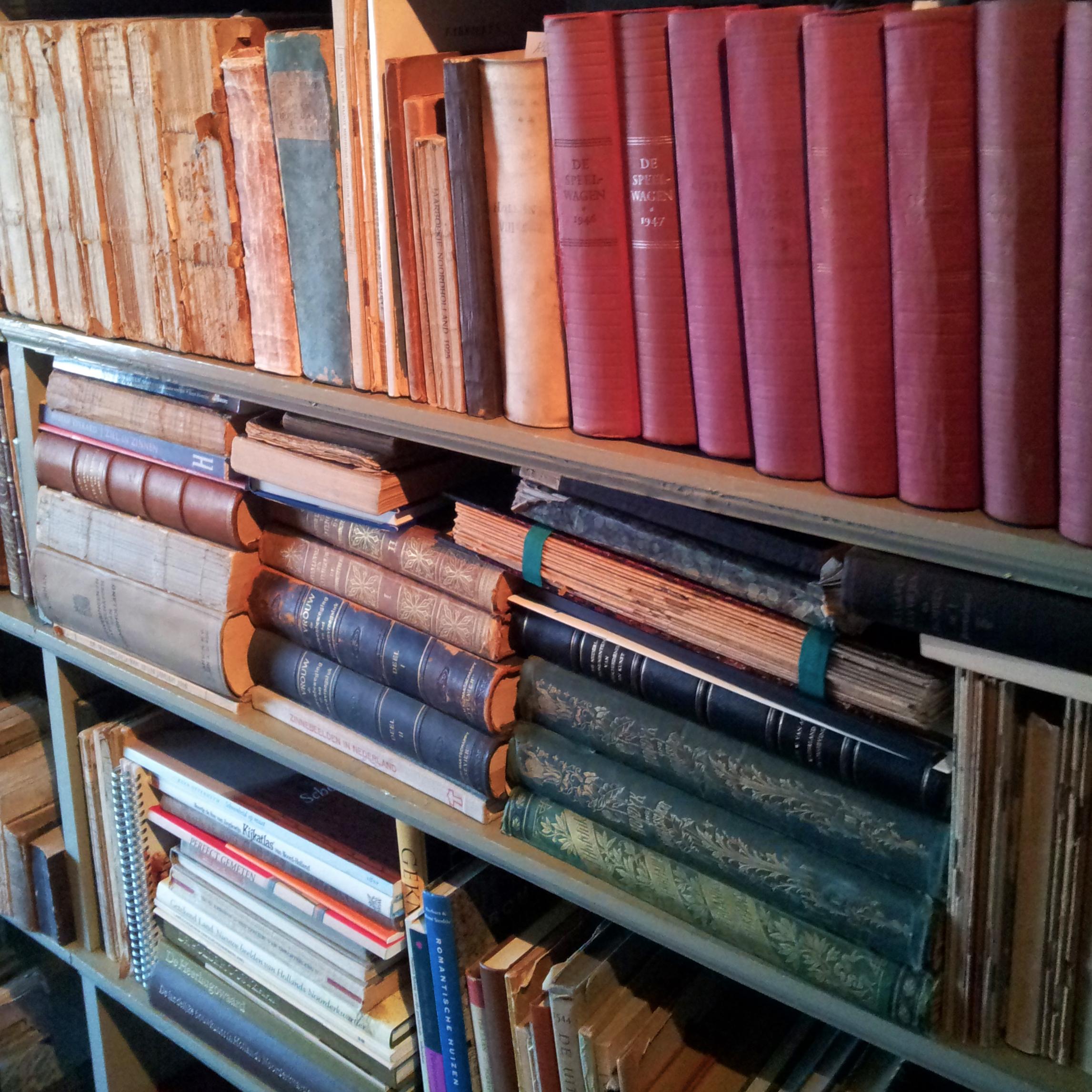 Boeken lezen als hobby