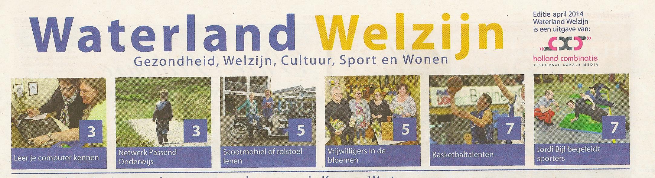 BlijfLeren in Waterland Welzijn
